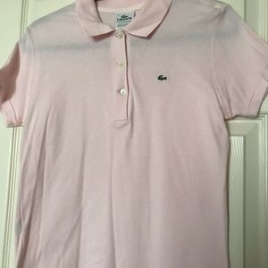 Classic Lacoste Polo Style Shirt in size 40 (8)